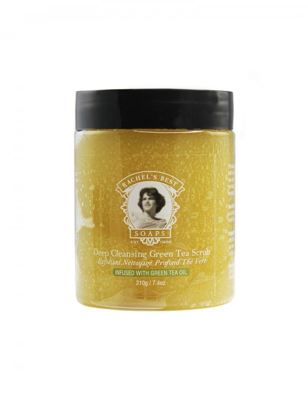Deep Cleansing Green Tea Scrub