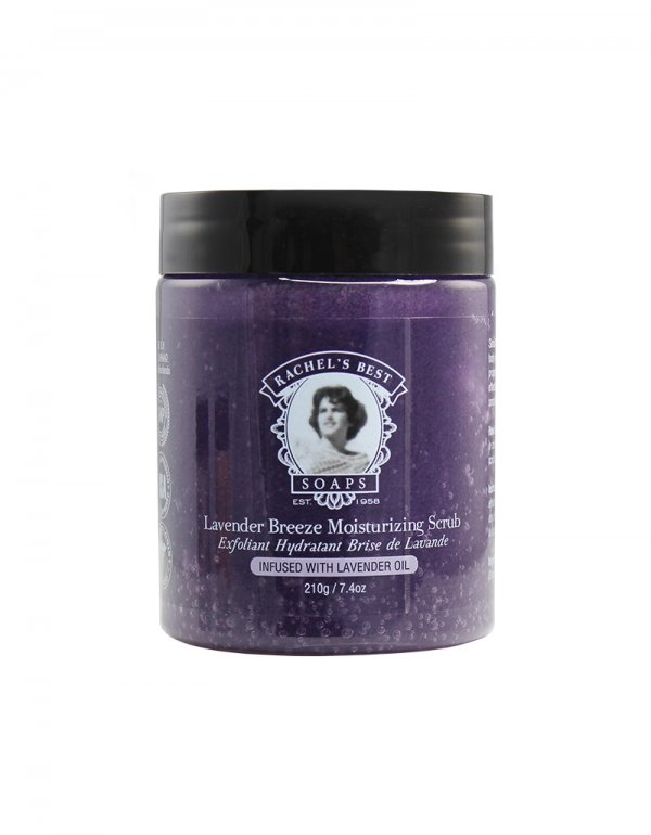 Lavender Breeze Moisturizing Scrub