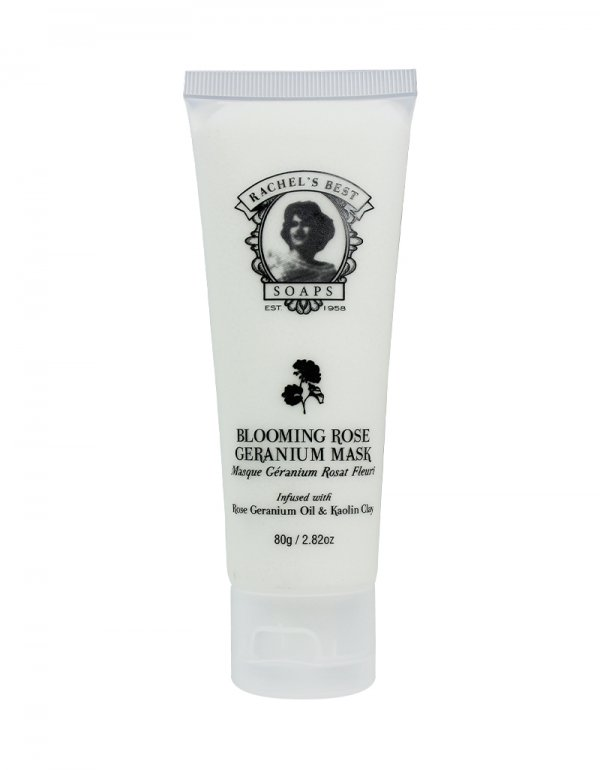 Blooming Rose Geranium Mask product