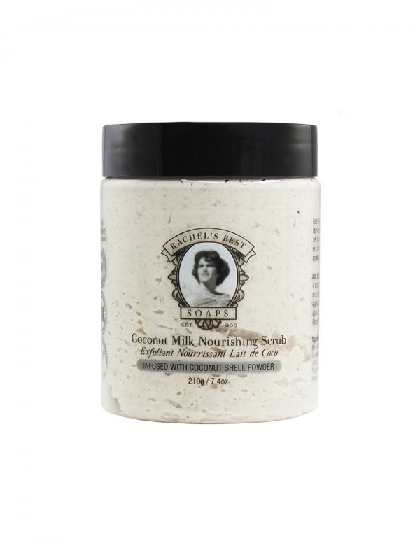Coconut Milk Nourishing Scrub