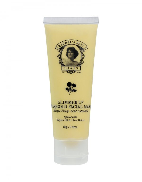 Glimmer Up Marigold Facial Mask product