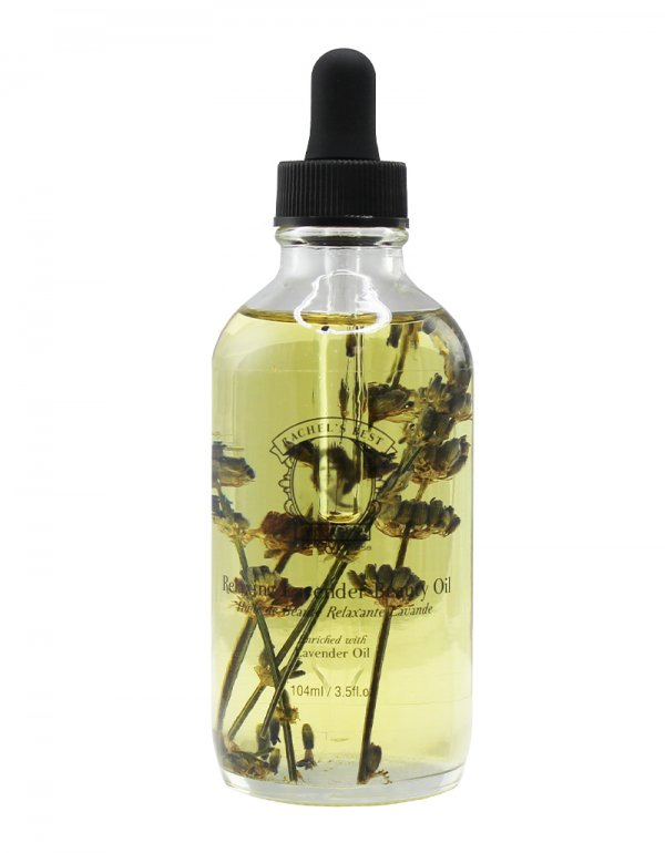 Relaxing Lavender Beauty Oil product