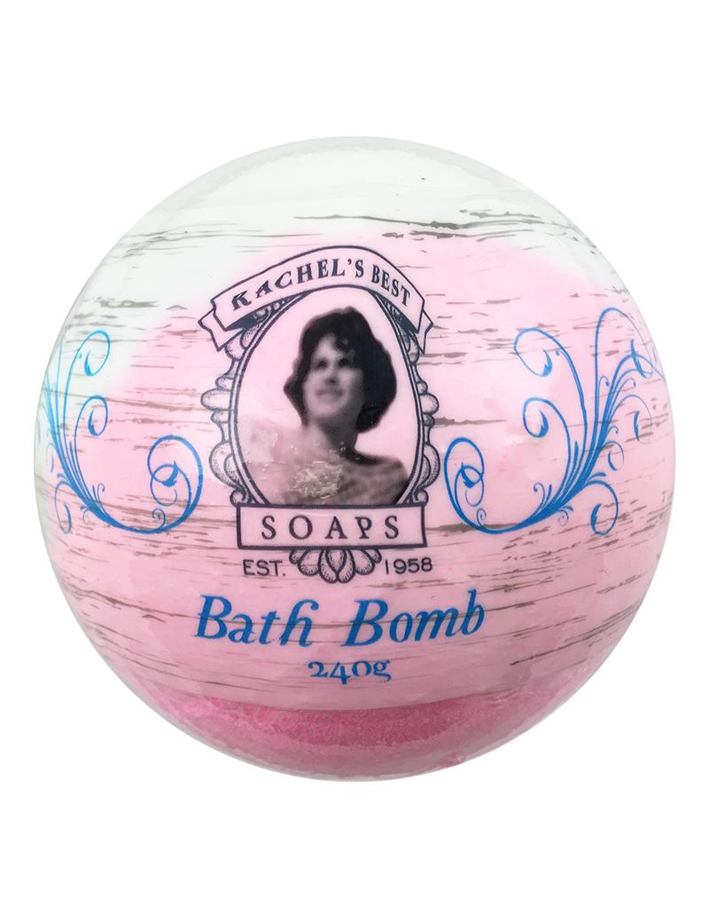 Amber Bergamont bathbomb