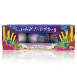 Under the Sea Bath Bombs